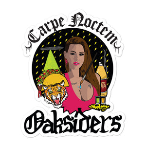 Oaksiders--Carpe Noctem 2018: Sticker