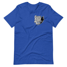 Load image into Gallery viewer, back to the Basics (black and gray)--tee