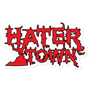 Hatertown: OG--sticker