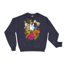 Load image into Gallery viewer, Peace, see ya later--Champion Sweatshirt