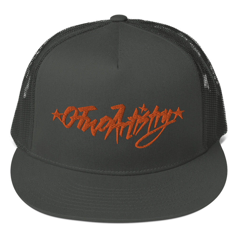 O-Two Artistry--Tag: Mesh Back Snapback