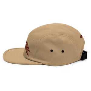 No Team--five panel cap