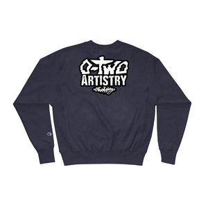 Peace, see ya later--Champion Sweatshirt