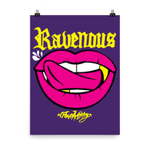 Load image into Gallery viewer, Ravenous: Poster