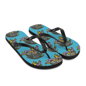 Fly or Die: Bird of War--Flip-Flops