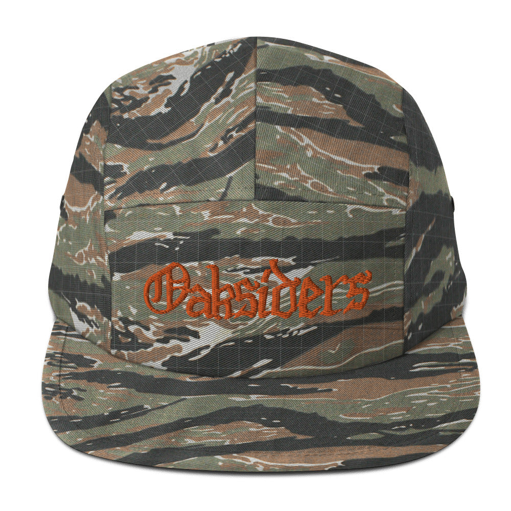 Oaksiders: Tiger Style cap