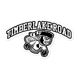 Timberlake Road: Sticker