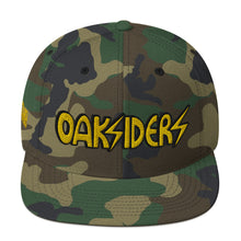 Load image into Gallery viewer, Oaksiders: Lightning II--Snapback