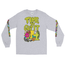 Load image into Gallery viewer, Time to Get it: Long Sleeve tee