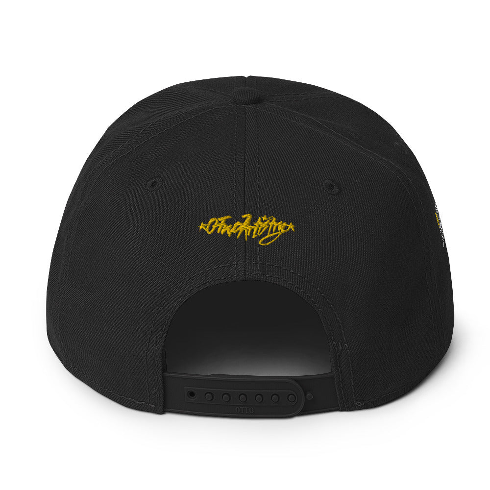 Creative Archetype--The Touch: Snapback Hat