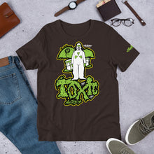 Load image into Gallery viewer, On Toxic Acres--Green Slime VARIANT: Tee