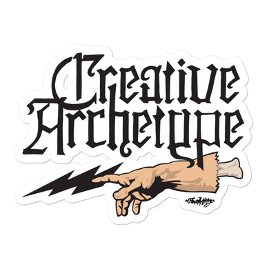 Creative Archetype--The Touch: Sticker