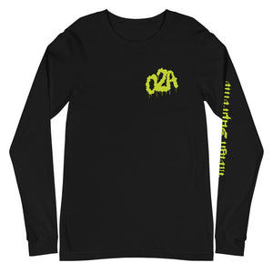 Reign Supreme--Long Sleeve tee