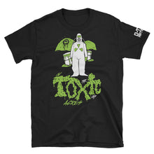Load image into Gallery viewer, On Toxic Acres--Green Slime: Tee