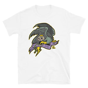 Fly or Die: Bird of War--tee