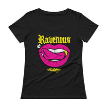 Load image into Gallery viewer, Ravenous: Ladies' tee