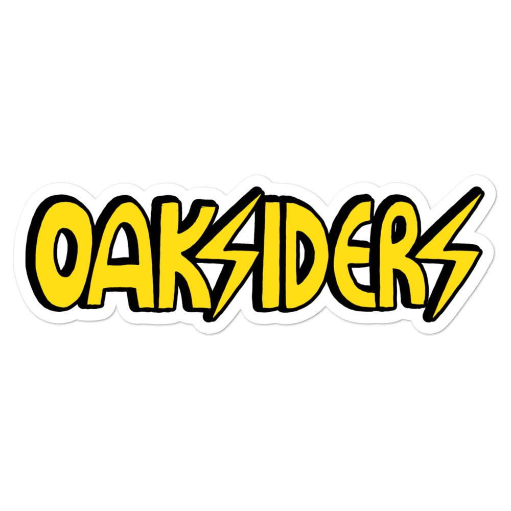 Oaksiders: Lightning--stickers