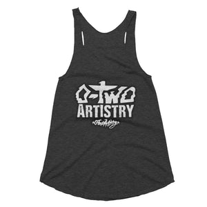 Hatertown--Maneater (Women's Racerback Tank Top)
