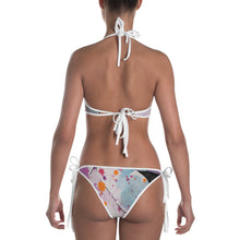 Load image into Gallery viewer, Spring-Splattered Daisy: Bikini