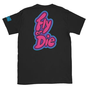 Fly or Die II: tee