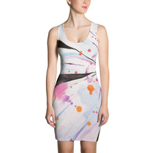 Load image into Gallery viewer, Spring Splattered daisy: Dress
