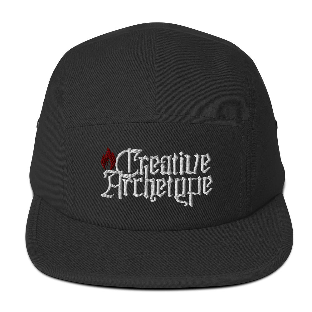 Creative Archetype: 5 Panel cap