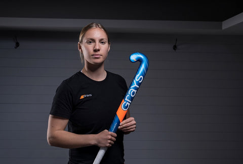 Dynabow composite hockeysticks