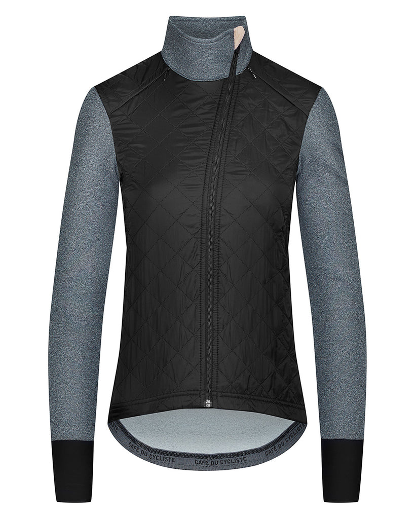 Heidi Winter Jacket Women  Black/Grey