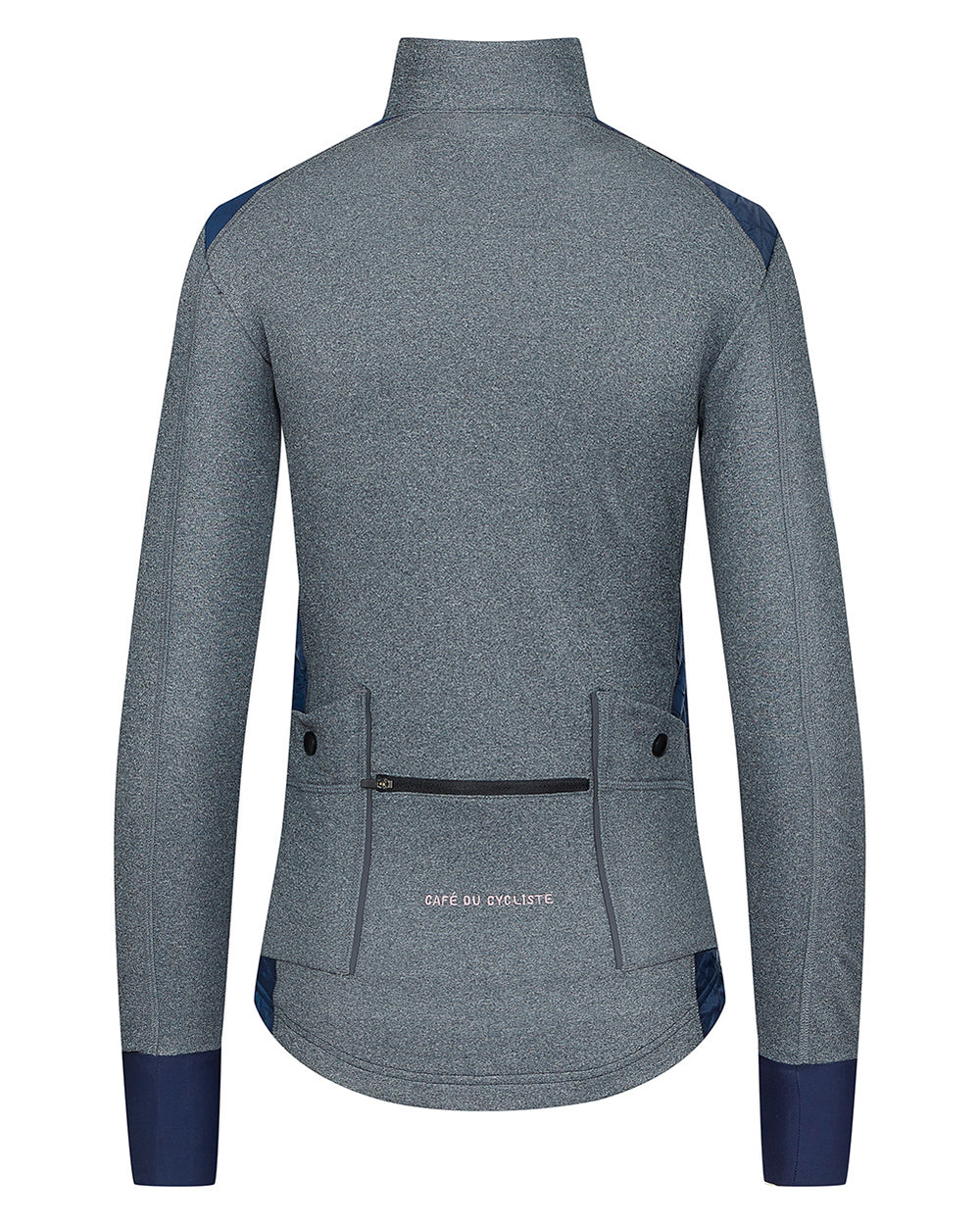 Heidi Winter Jacket Women Navy/Grey
