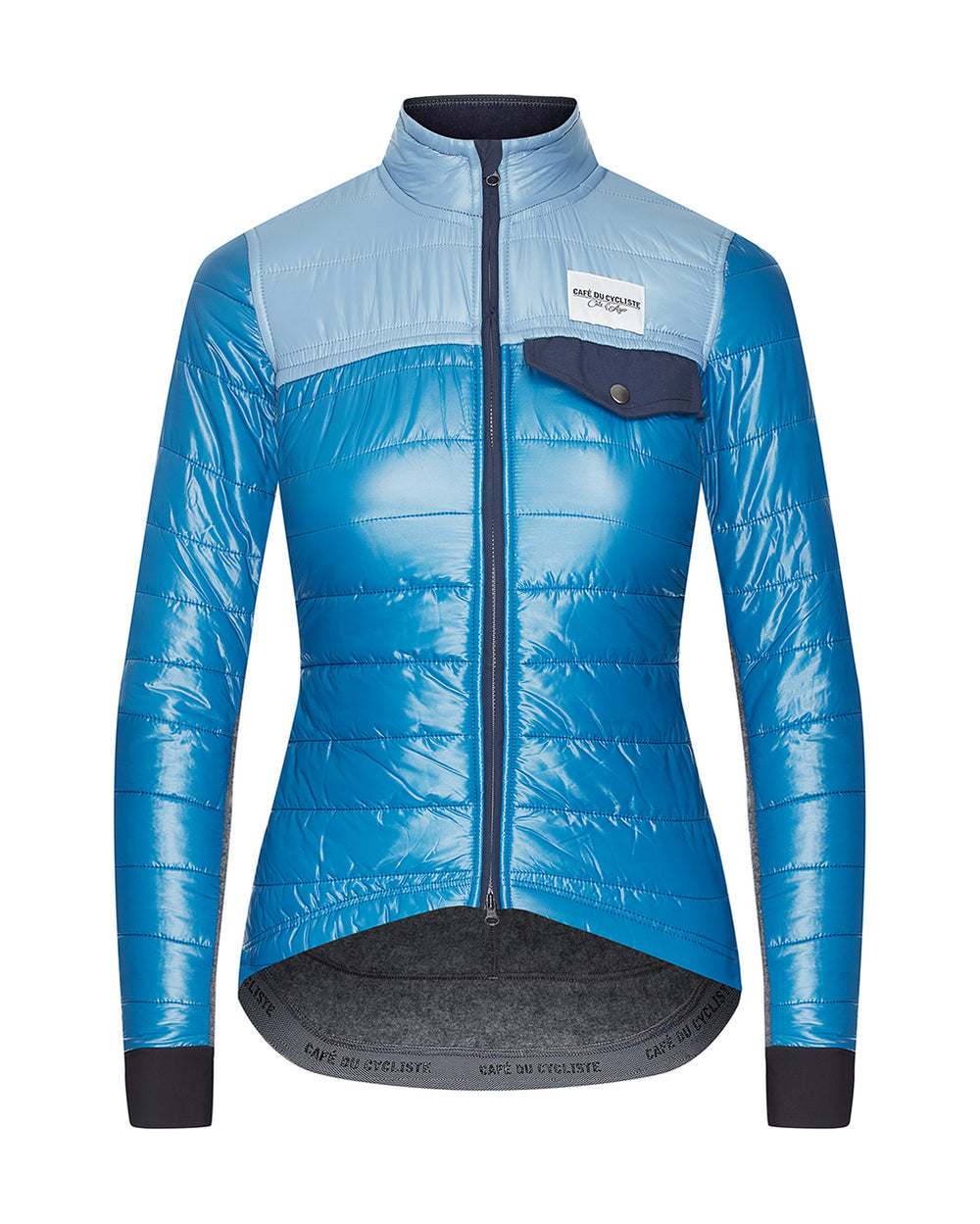 Albertine Winter Jacket Women  Duo Blue