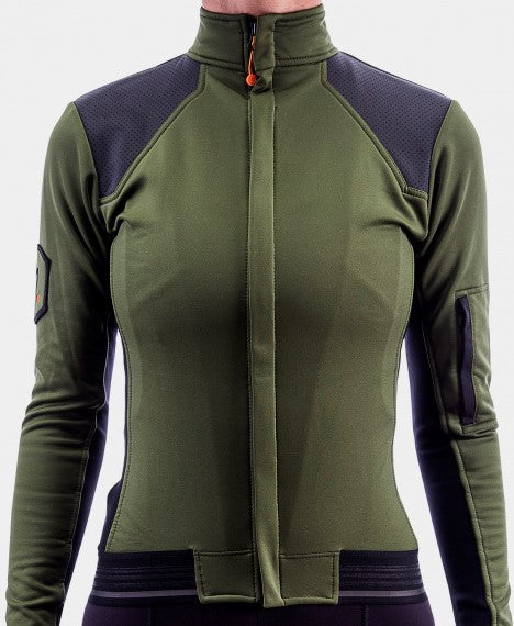 Sector Jacket Women Rifle Green
