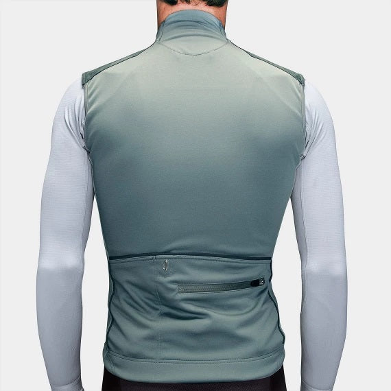 Merino Membrane Softshell Vest Laurel Wreath