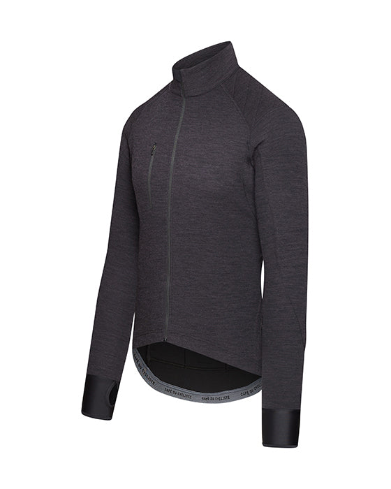 Café Du Cycliste Yolande Men Black