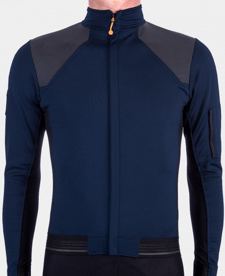 Sector Jacket Men Navy Blue
