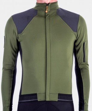 Sector Jacket men Rifle Green