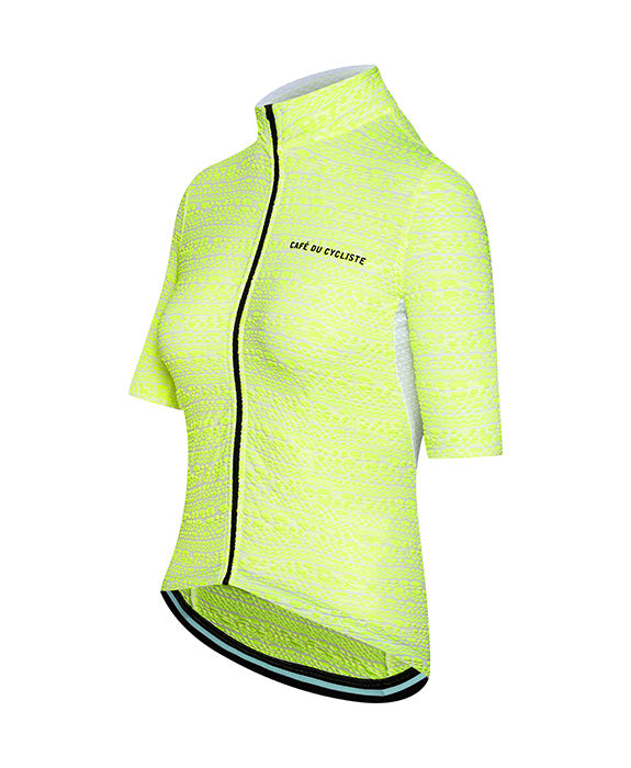 Cafe du Cycliste Francine Yellow Woman