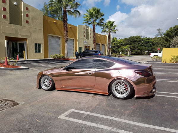 Conform Chrome Rose Gold