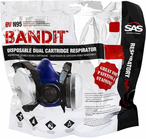 Respirator for Painting