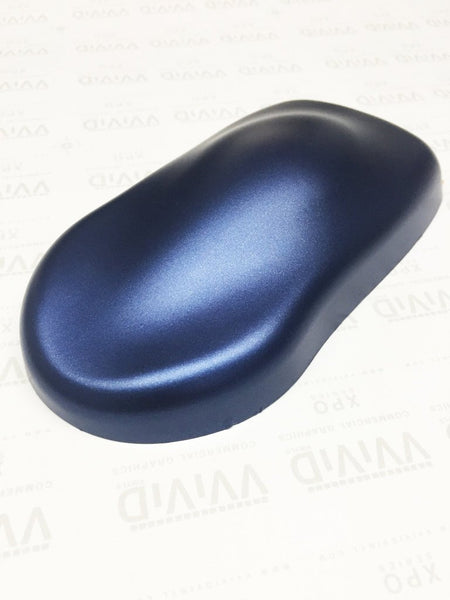 Matte Metallic Navy Blue Ghost
