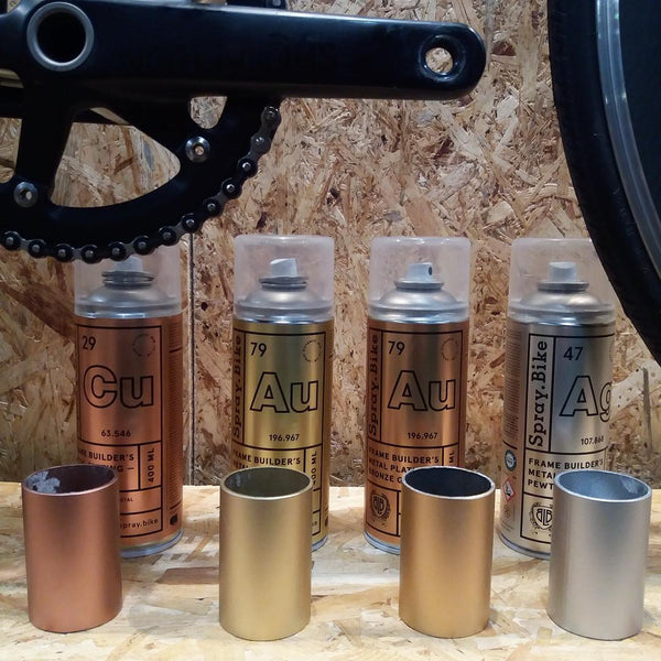 "Frame Builder's Metal Plating - Copper - 400ml ""copper paint"""