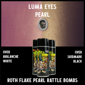 Luma Eyes Pearl (Pinkish/Goldish)