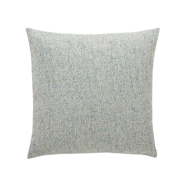 Blue & White Weave Cushion