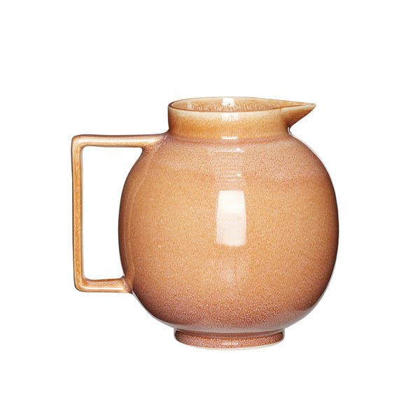 Brown Ceramic Jug