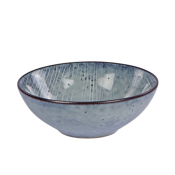 Nordic Sea Shallow Bowl