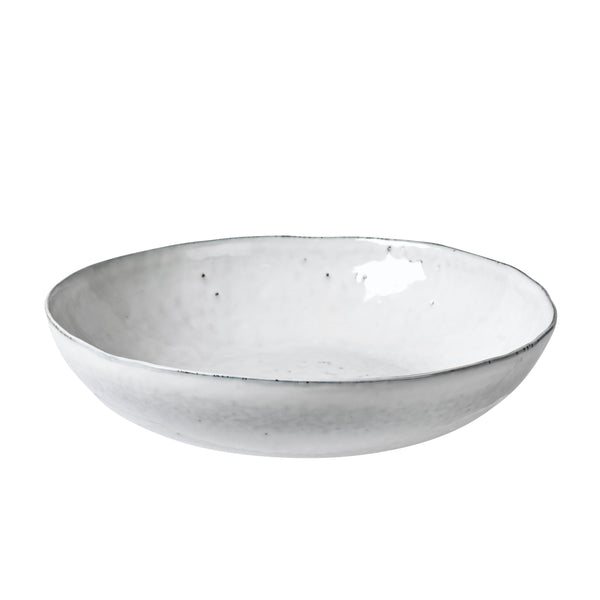 Nordic Sand Large Salad Bowl