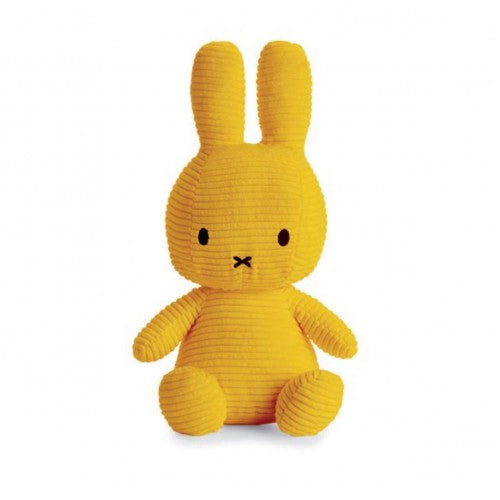Yellow Corduroy Miffy - Large