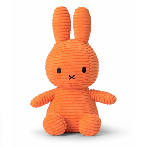 Orange Corduroy Miffy