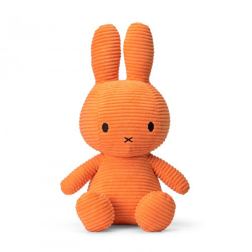 Orange Corduroy Miffy - Large