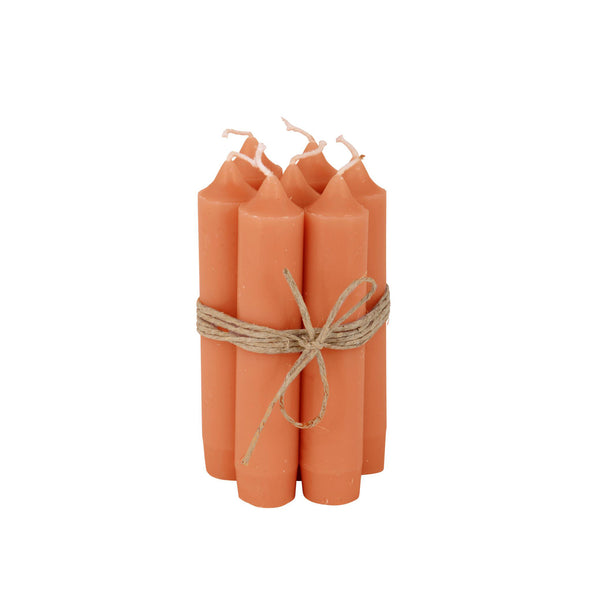 Short Dinner Candle Bundle - Sunset