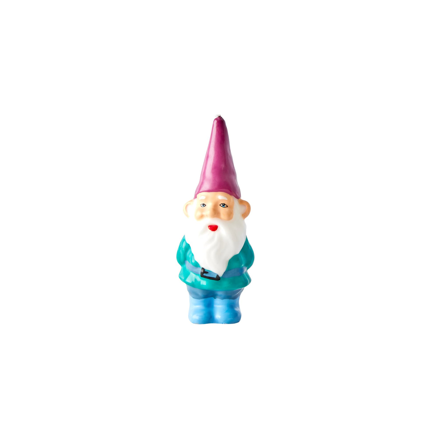 Gnome Candle - Purple